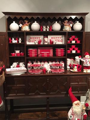 Comet's Christmas Shop