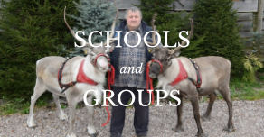 blithbury reindeer schools and groups